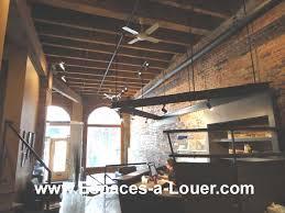 bureau a louer montreal location bureau style loft rue paul vieux port de montreal