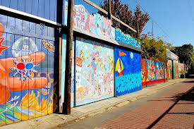 Clarion Alley Mural Project by Mission District Street Art Educator Guide