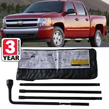 100 Chevy Hybrid Truck For Silverado 1500 Car Spare Tire Wheel Tool Kit Tire
