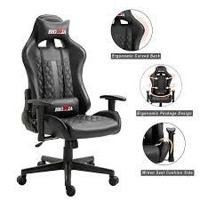 BIGZZIA PRO GT RECLINING SPORTS RACING GAMING OFFICE DESK PC CAR LEATHER  CHAIR Bigzzia Pro Gt Recling Sports Racing Gaming Office Desk Pc Car Leather Chair Fniture Rest Kaam Monza Office Chair Lumisource Stylish Decor At Chairs Herman Miller 2022 Blue Pia Desk Affordable Pipe Series 106 By Piaval In Ding Collection For Martin Stoll Matteo Thun Vitra 55 Vintage Design Items Light And Shadow Photographer Ulin Home Brooklyn Department Name California State University Bakersfield Premium Grade Offices Waterfall City To Let Currie Group