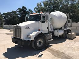 2013 Kenworth T800 Concrete Mixer Truck Used Mixer Trucks - Tandem