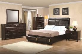 Black Leather Headboard King by Bedroom Modern Mens Bedroom Accessories Black Leather Bed Frame