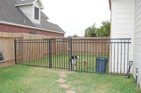 Would Love To Do Something Like This For Our Dogs... | Gotta Try ... A Backyard Guide Install Dog How To Build Fence Run Ideas Old Plus Kids With Dogs As Wells Ground Round Designs Small Very Backyard Dog Run Right Off The Porch Or Deck Fun And Stylish For Your I Like The Idea Of Pavers Going Through So Have Within Triyaecom Pea Gravel For Various Design Low Metal Home Gardens Geek To A Attached Doghouse Howtos Diy Fencing Outdoor Decoration Backyards Impressive Curious About Upgrading Side Yard