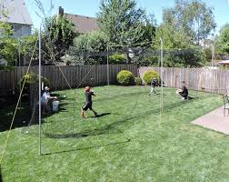 Hit At Home Backyard Batting Cage | JUGS Sports How Much Do Batting Cages Cost On Deck Sports Blog Artificial Turf Grass Cage Project Tuffgrass 916 741 Nets Basement Omaha Ne Custom Residential Backyard Sportprosusa Outdoor Batting Cage Design By Kodiak Nets Jugs Smball Net Packages Bbsb Home Decor Awesome Build Diy Youtube Building A Home Hit At Details About Back Yard Nylon Baseball Photo