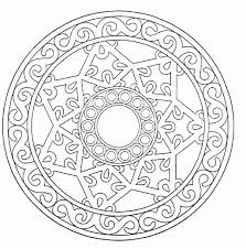 Elegant Free Mandala Coloring Pages 71 About Remodel Picture Page With