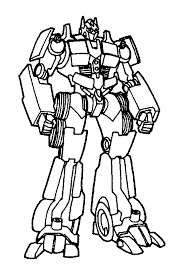 Picture Transformers Coloring Page 95 For Pages Adults With