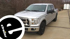 100 Zap Truck KSource Snap And Custom Towing Mirrors Installation 2015 Ford