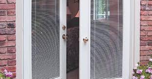 Sliding Door With Blinds In The Glass by Door Sliding French Patio Doors With Blinds Stunning 96 Sliding