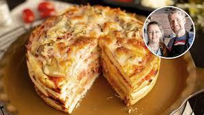 pizzakuchen rezept so bereiten sie das gericht zu mit