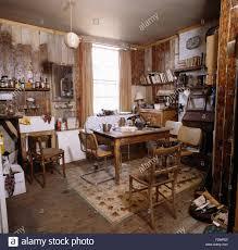 70er jahre küche esszimmer vor der renovierung
