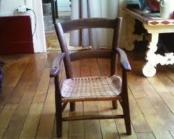chaise enfant en bois achetez chaise cannelée quasi neuf annonce vente à marseille 13