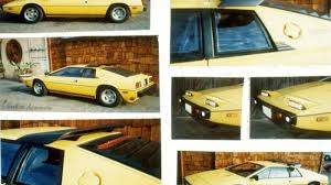 100 Craigslist Ventura Cars And Trucks By Owner For 49500 This 1977 Lotus Esprit Is Some Drastic Plastic