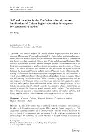 PDF) Self And The Other In The Confucian Cultural Context ... How To List Education On A Resume 13 Reallife Examples 3 Increasing American Community Survey Parcipation Through Aircraft Technician Samples Velvet Jobs Write An Summary Options For Listing 17 Free Resignation Letter Pdf Doc Purchasing Specialist 2 0 1 7 E D I T O N Phlebotomy And Full Writing Guide 20 Incomplete Chroncom