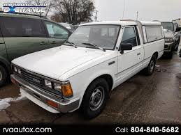 100 1985 Nissan Truck Used Pickup For Sale In Richmond VA 23234 Richmond Auto