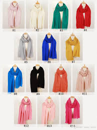 100 wool pashmina scarf for women cashmere solid shawl wrap girls
