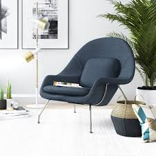 Saarinen Womb Chair Saarinen Womb Ottoman Chair Cadet Grey Chair Replica From Eero Wool Suppliers And Manufacturers Chrome Cato Fabric The Conran Shop Inspired By Caribbean Ideas For The New Apt Sweet Savings On Retropolitan Cashmere Lounge Light Green
