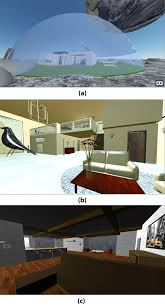 100 Dream House Architecture Sampled Students WebVR Project Examples A A Moon Dream