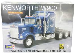 Kenworth Model Kits