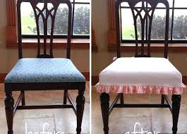Dining Chair Seat Slipcovers Medium Size Of Re Cover Chairs
