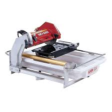 sears canada tile saw ridgid 7 in tile saw with stand r4030s the home depot