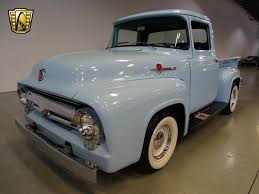 100 1956 Ford Truck Travel Back In Time With This F100 Scom