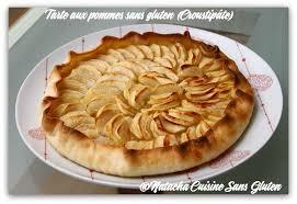 dessert aux pommes sans gluten tarte aux pommes sans gluten croustipate ma cuisine sans gluten