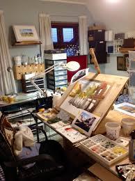 100 Pinterest Art Studio Galleri Overgaard Ved John Overgaard Ist At Work