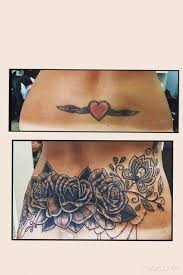 Cover Lower Back Up Tattoo Ideas Tattoos Before And After Tattooist Diamond Nyc