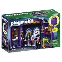playmobil boîte de jeu maison hantée 5638 playmobil toys r us