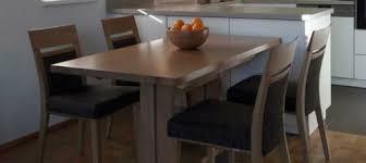 esszimmer wössner 140x80 tisch esstisch eiche mit 4 stühlen