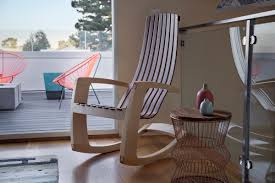 modern indoor rocking chairs contemporary rocking chair in