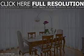 Perfect Modern Dining Room Curtains With