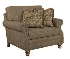 Kincaid Furniture Bayhill 636-81 Traditional Chair & A Half ...