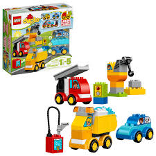 100 Toy Cars And Trucks LEGO DUPLO My First My First And 10816 Walmartcom