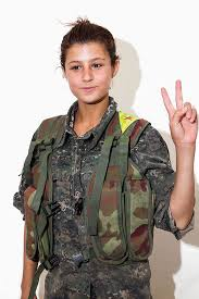 092014 These Remarkable Women Are Fighting ISIS Its Time You Know Who