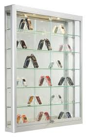 Curio Wall Cabinets For Display Top Best Mounted Case Ideas On Pinterest Impressive Photos