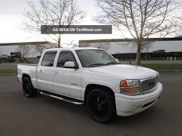 2006 Gmc Sierra Denali Base Crew Cab Pickup 4 - Door 6. 0l Dvd ... A Better Altitude Skyjacking A 2006 Gmc Sierra 1500 Drivgline 2500hd Sle Extended Cab 4x4 In Onyx Black Photo 3 4x4 Stock 6132 Tommy Owens Ls Victory Motors Of Colorado Work Truck Biscayne Auto Sales Preowned Photos Specs News Radka Cars Blog 330pm Saturday Feature Sierra Custom Over 2500 Summit White Used Sle1 For Sale In Fairfax Va 31624a Slt At Dave Delaneys Columbia Serving
