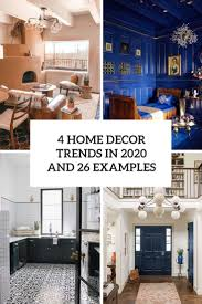 Home Design Exles 4 Home Décor Trends In 2020 And 26 Exles Digsdigs