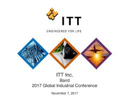 Baird 2017 Global Industrial Conference November 7