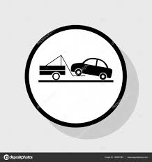 Tow Truck Sign. Vector. Flat Black Icon In White Circle With Shadow ... Road Sign Square With Tow Truck Vector Illustration Stock Vector Art Cartoon Yayimagescom Breakdown Image Artwork Of Tow Truck Graphics Awesome Graphic Library 10542 Stockunlimited And City Silhouette On Abstract Background Giant Illustration Royalty Free Best 15 Cartoon Flat Bed S Srhshutterstockcom Deux Icon Design More Images Car Towing Photo Trial Bigstock 70358668 Shutterstock