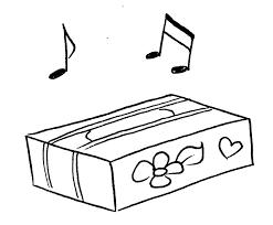 Tissue Box Ukulele PDF FACEBOOK SHARE ICON