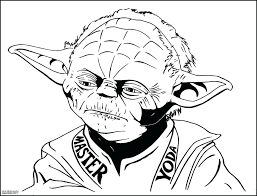Star Wars Drawings Easy Coloring Pages The Force Awakens Lego Rebels Full Size