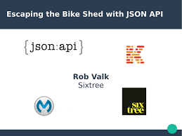 escaping the bikeshed with json api