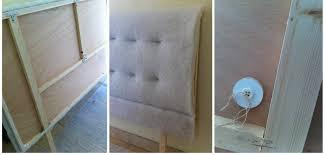 diy tete de lit capitonnée 2017 avec tete de lit fabriquer taates