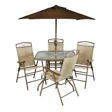 Wilshire 6 Piece Patio Set From Christmas Tree Shop