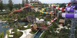 Wahana Jogja Bay Waterpark