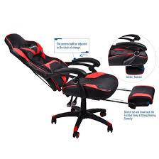 Racing Chair Reclining Bucket Seat Ergonomic Rocker Gaming Seat ... Dxracer Blackbest Gaming Chairsbucket Seat Office Chair Best Gaming Chair Ergonomics Comfort Durability Game Gavel Review Nitro Concepts S300 Gamecrate Cheap Extreme Rocker Find Bn Racing Computer High Back Office Realspace Magellan Fniture Ergonomic Fold Up Amazoncom Formula Series Dohfd99nr Newedge Edition Xdream Sound Accsories Menkind Ak Deals On 5 Most Comfortable Chairs For Pc Gamers X Really Cool Bonded Leather Accent