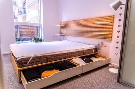 Ikea Mandal Headboard Ebay by Brilliant Ikea Mandal Bed King Size In Brighton East Sussex