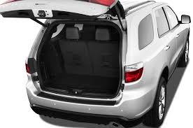 Dodge Durango Captains Seats by 2012 Dodge Durango Reviews And Rating Motor Trend
