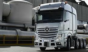 The New Actros. Heavy-duty Transport Up To 250 Tonnes. - Mercedes-Benz Mercedesbenz Actros 2553 Ls 6x24 Tractor Truck 2017 Exterior Shows Production Xclass Pickup Truckstill Not For Us New Xclass Revealed In Full By Car Magazine 2018 Gclass Mercedes Light Truck G63 Amg 4dr 2012 Mp4 Pmiere At Mercedes Mojsiuk Trucks All About Our Unimog Wikipedia Iaa Commercial Vehicles 2016 The Isnt First This One Is Much Older